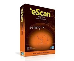 eScan Internet Security Suit (Cloud Edition)  (3 USER) with Installation