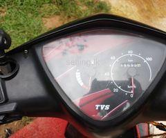 TVS streak scooter