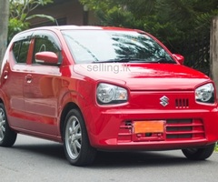 Suzuki Alto X 2017