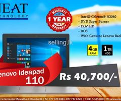 Lenovo IP110 Notebook PC