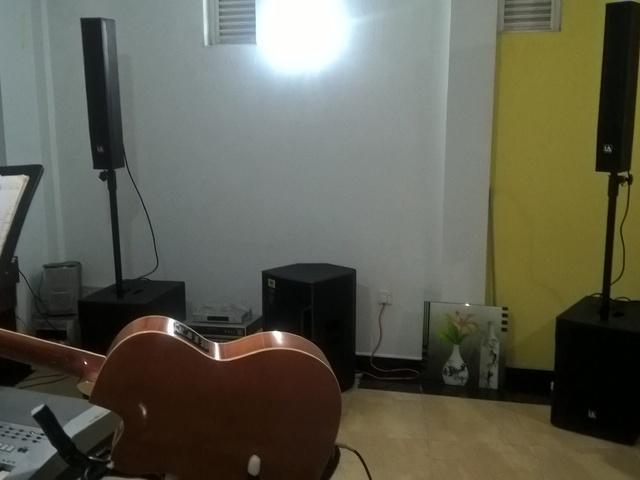 line array sound system