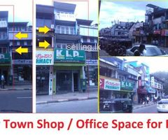 Kandy Town Shop / Office Space To Let