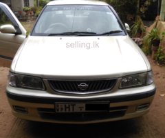 Nissan FB15 - 2001 for sale