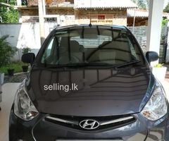 Hyundai eon for sale