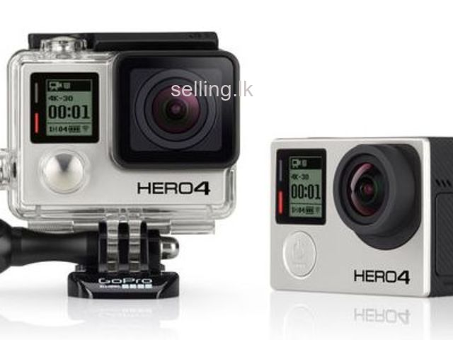gopro hero 4 for sale
