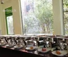 Modern restaurant for sale in Ambalantota / Hambantota