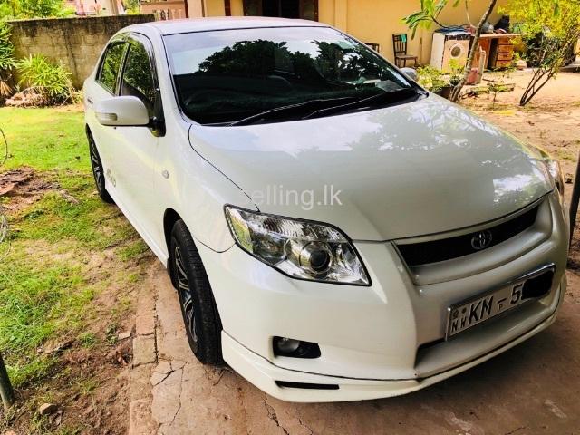 Toyota Axio 2008 G grade