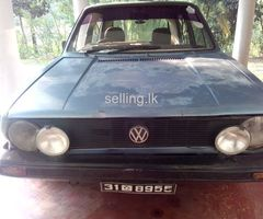 volkswagen golf 1989 for sale