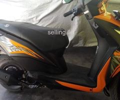 Dio motorbikes for sale