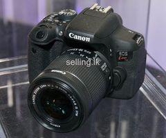 Canon 750D / kiss x8i Ergent Sale