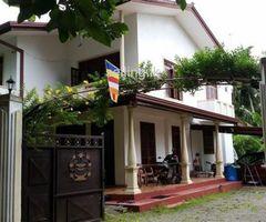 5 Bedroom Two Storeys House For Rent නිදන කාමර 5ක දෙමහල් නිවසක් කුලියට