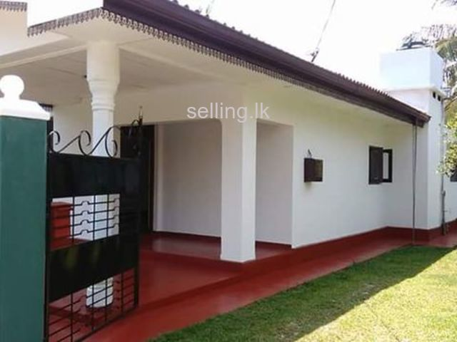 House for sale Jaela Bopitiya