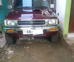 hilux cab for sale