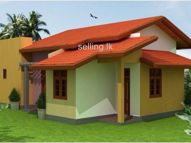 House for sale near Handapangoda area
