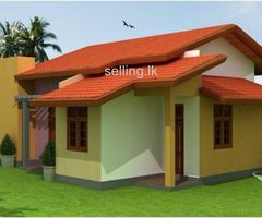 House for sale near Handapangoda area
