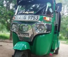 Bajaj 4 stork three wheel