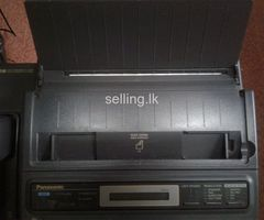 Panasonic FAX/photocopy machine for sale