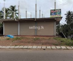 Shops for rent Uduwana Pansala Handiya
