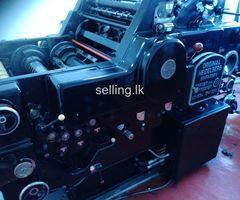 kor printing machine for sale