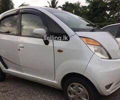 Tata NANO Twist 2015 for Hire
