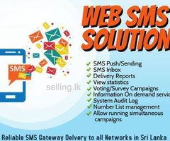 WEB SMS SOLUTION