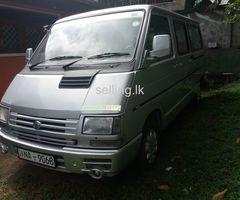 For sale in  van
