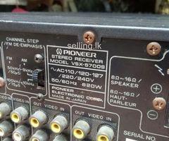 Amplifier Pioneer JAPAN