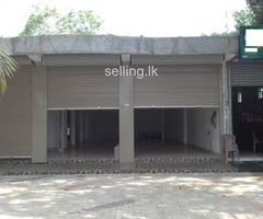 2 Commercial Properties for rent/ lease in Galnewa Town