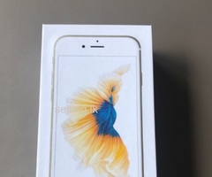 Apple iPhone 6S 64GB Gold - New
