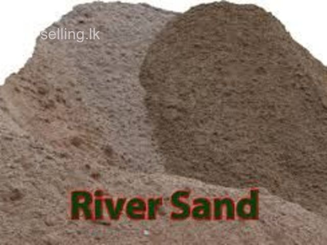 Sand for sale in Kegalle