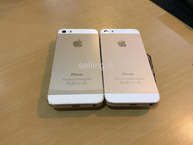 Apple iPhone 5S Gold (Used) for sale