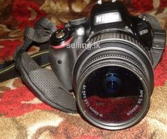 Nikon D 5100 for sale