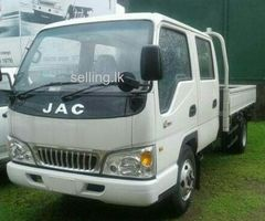 JAC Crew cabs for sale