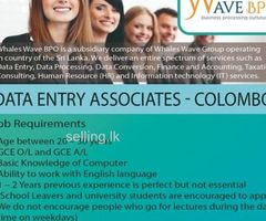 DATA ENTRY ASSOCIATES - COLOMBO
