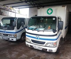 Lorry for sale : Toyota Diana  and Isuzu