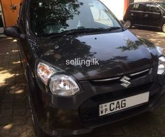 Suzuki Alto 800cc 2015 for sale