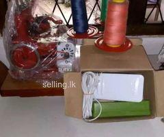 Brand new three thread overlock machine for sale