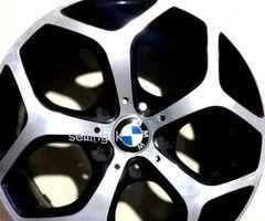BMW 17 '' allow wheels