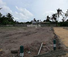 Land in sale in naykkanda matagoda