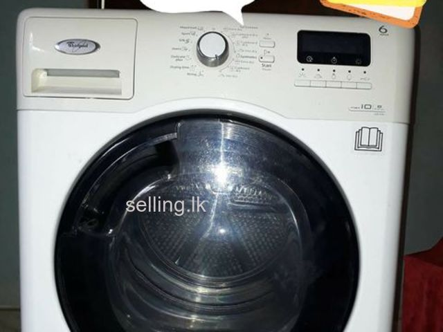 Dryer whirpool