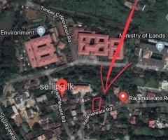 Land for sale in baththaramulla rajamal waththa