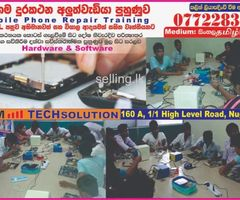 Mobile Phone Repair Course in sri lanka