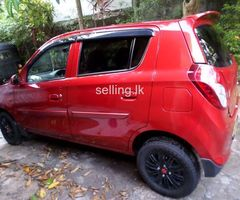 SUZUKI ALTO LXI SPORTS PLUS 2015