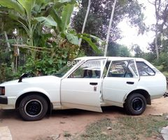 Toyota corolla dx ke 72 1986