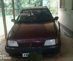 Daewoo sport car