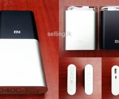100% Brand New MI 10400mAh Power Bank Rs 2800 Only