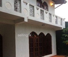 Upstairs house in Kalutara