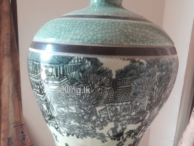 Ciladon Chinese Pottery