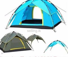 Camping Tent Rent (02-04-06-08 Person)