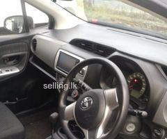 2014 Toyota Vitz Hybrid